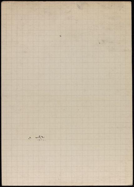Helene Brémond Blank card