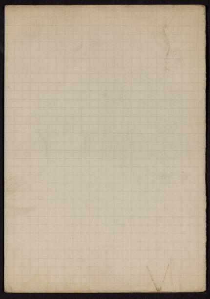 Allen Tate Blank card