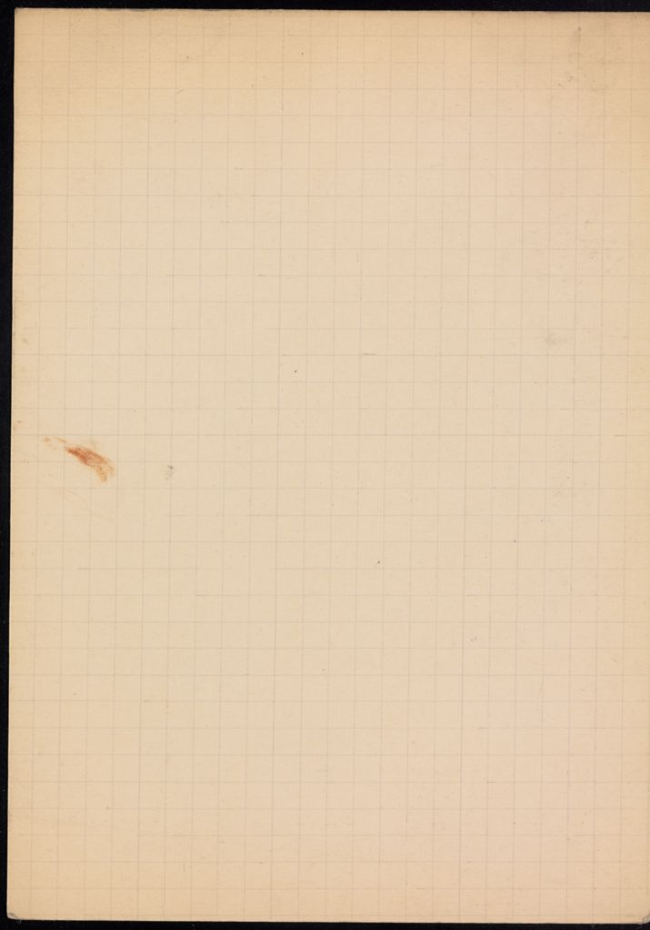Margaret Kidder Blank card (large view)