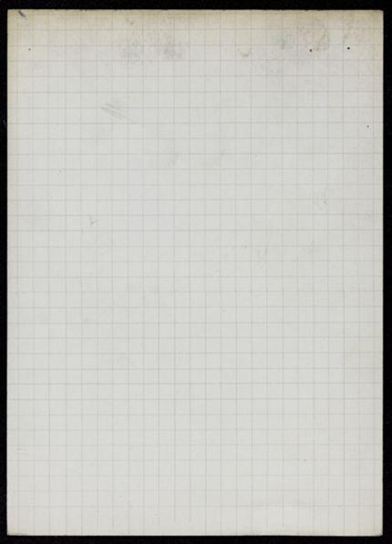 Ann van Vechten Blank card