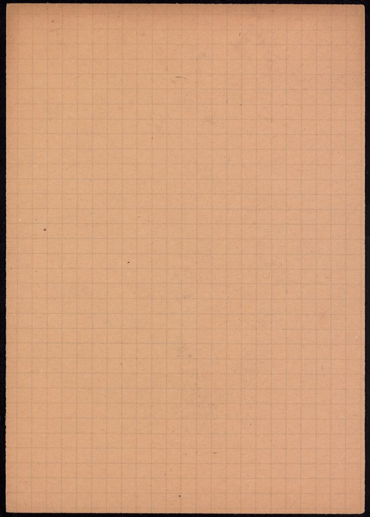 James Laughlin Blank card (large view)