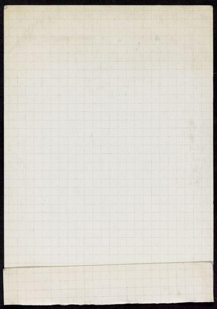 Dorothy Harvey Blank card