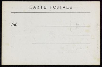 Pierre Denis Blank card