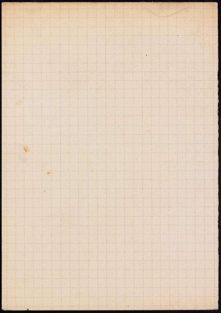 Lewis Kramer Blank card (large view)