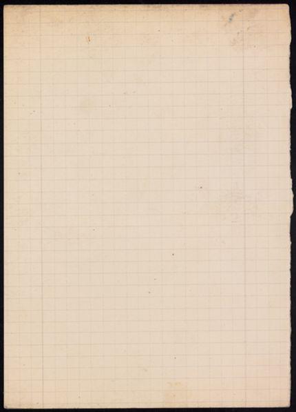 Janet Flanner Blank card