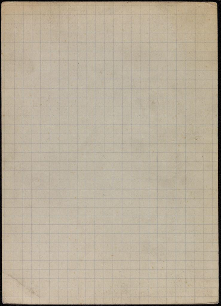 Louis Aragon Blank card (large view)