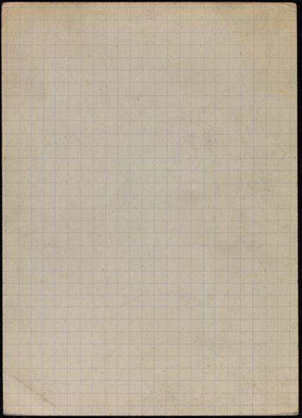 Louis Aragon Blank card