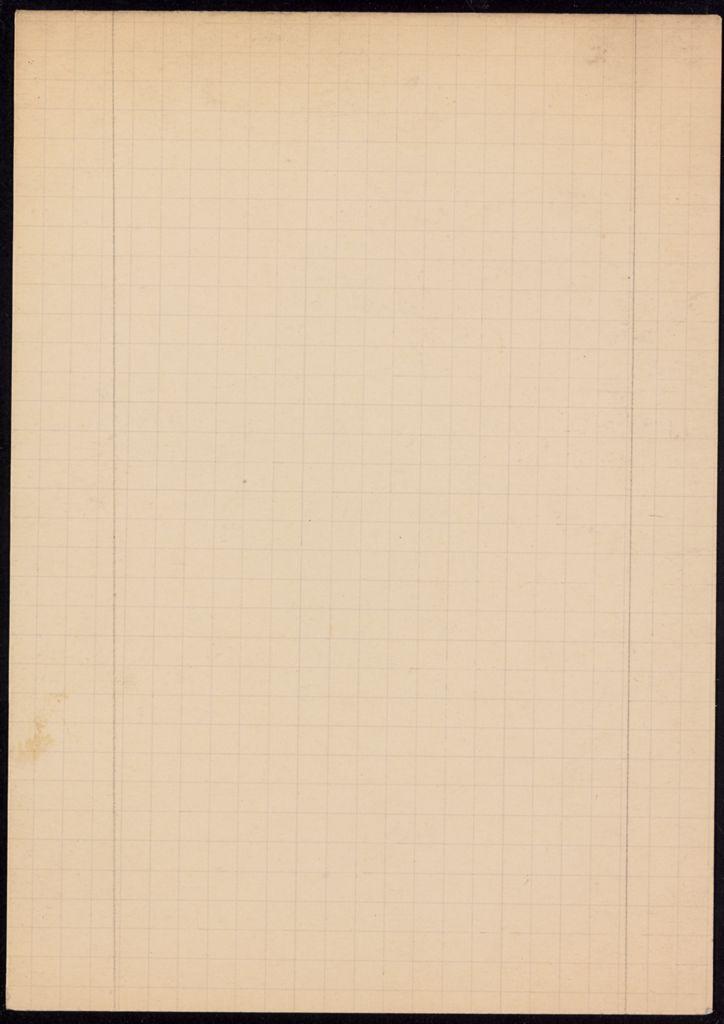 Hamilton Blank card (large view)