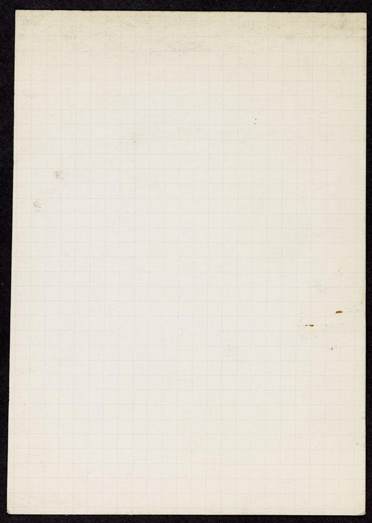 Tudor Wilkinson Blank card (large view)