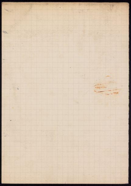 Fanie Eloff Blank card