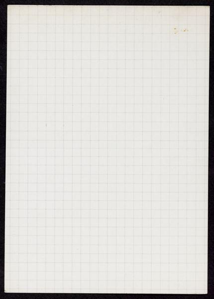 Maurice Saur Blank card