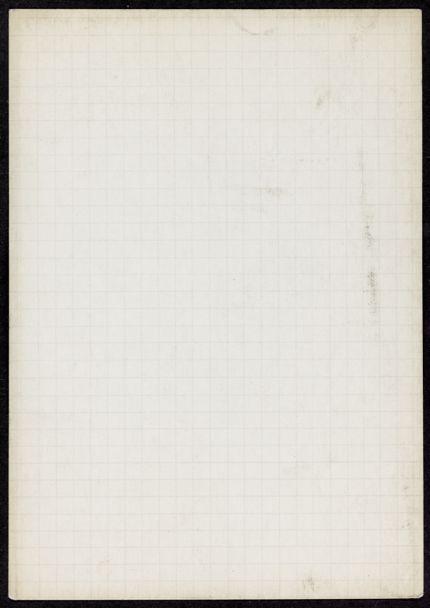 Jackson Mathews Blank card