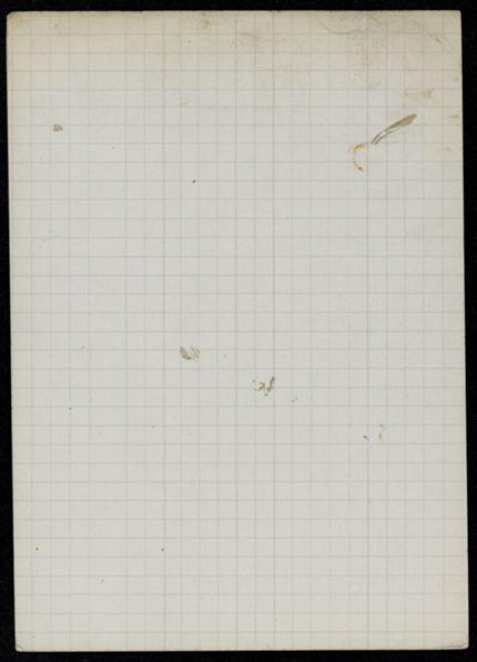 Ernest Walsh Blank card