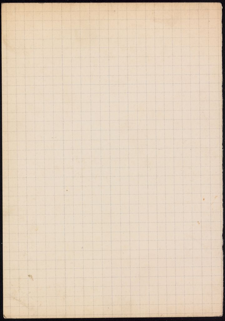 Jacques Porel Blank card (large view)