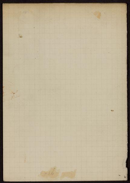 Marcel D. Roditi Blank card