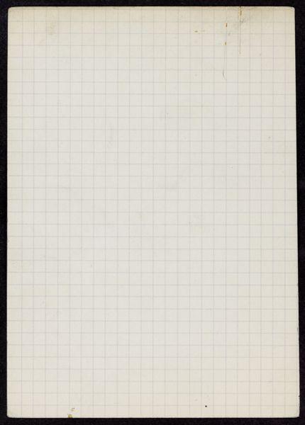Katherine Mansfield Blank card