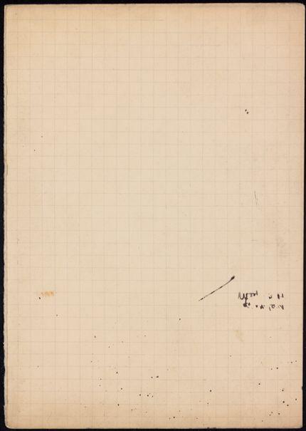 Max Eastman Blank card