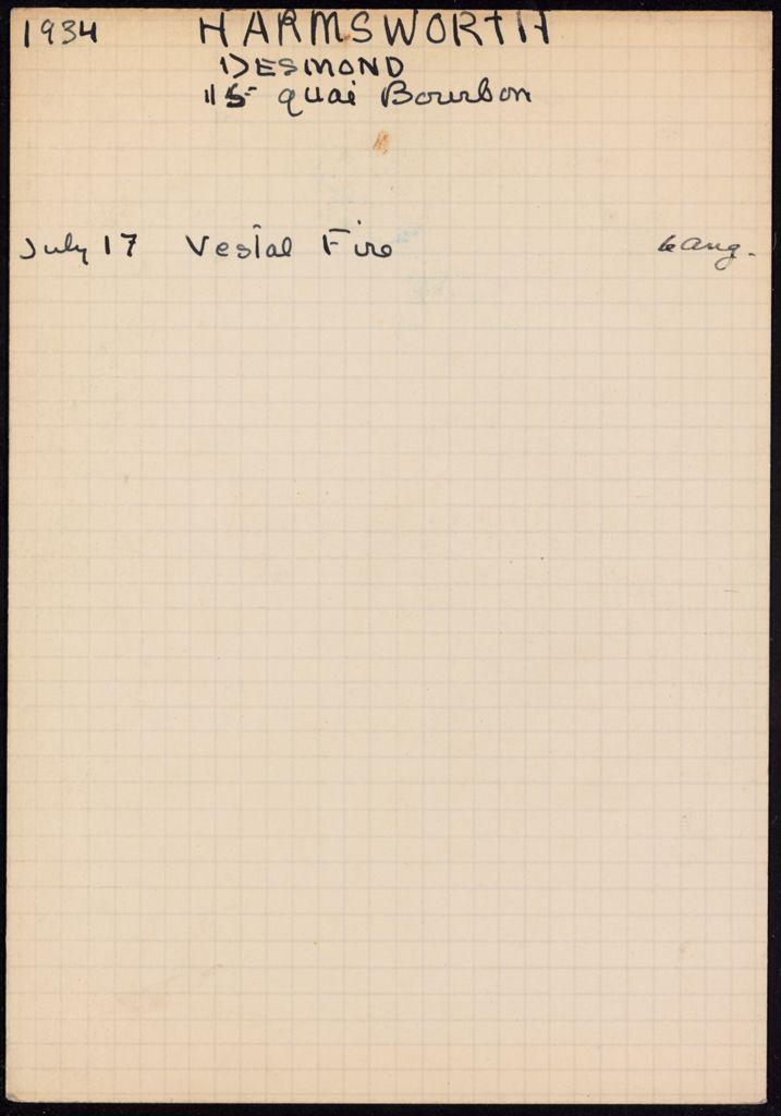 Desmond Harmsworth 1934 card (large view)
