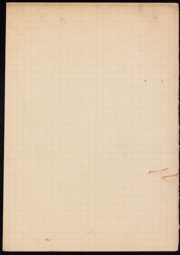 David Gascoyne Blank card (large view)