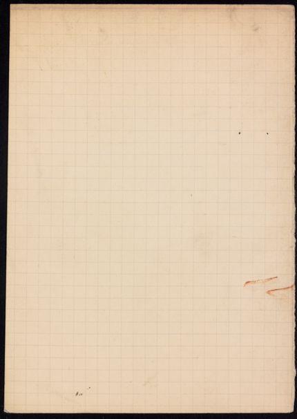David Gascoyne Blank card