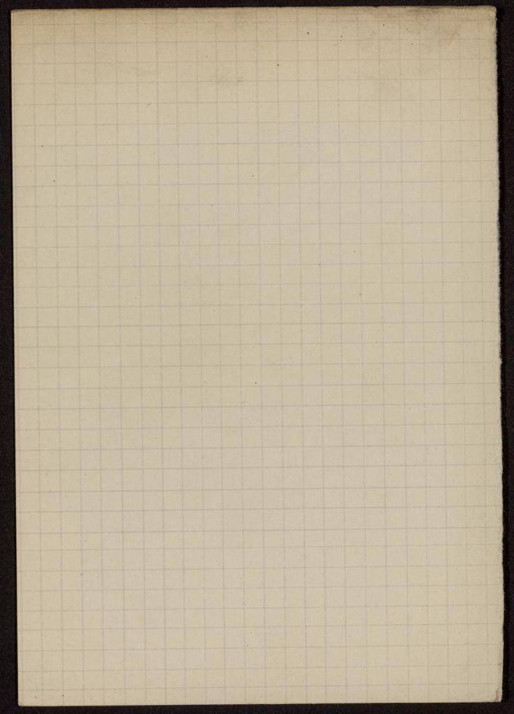 Mrs. M. B. Rindges Blank card (large view)