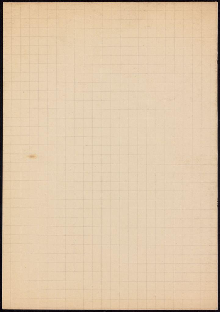 Frances Kent Lamont Blank card (large view)