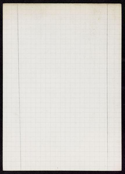 James Sweeney Blank card