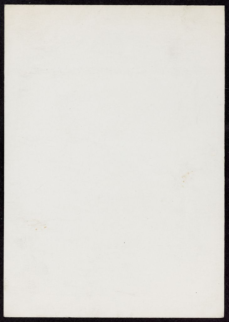 Jackson Mathews Blank card (large view)