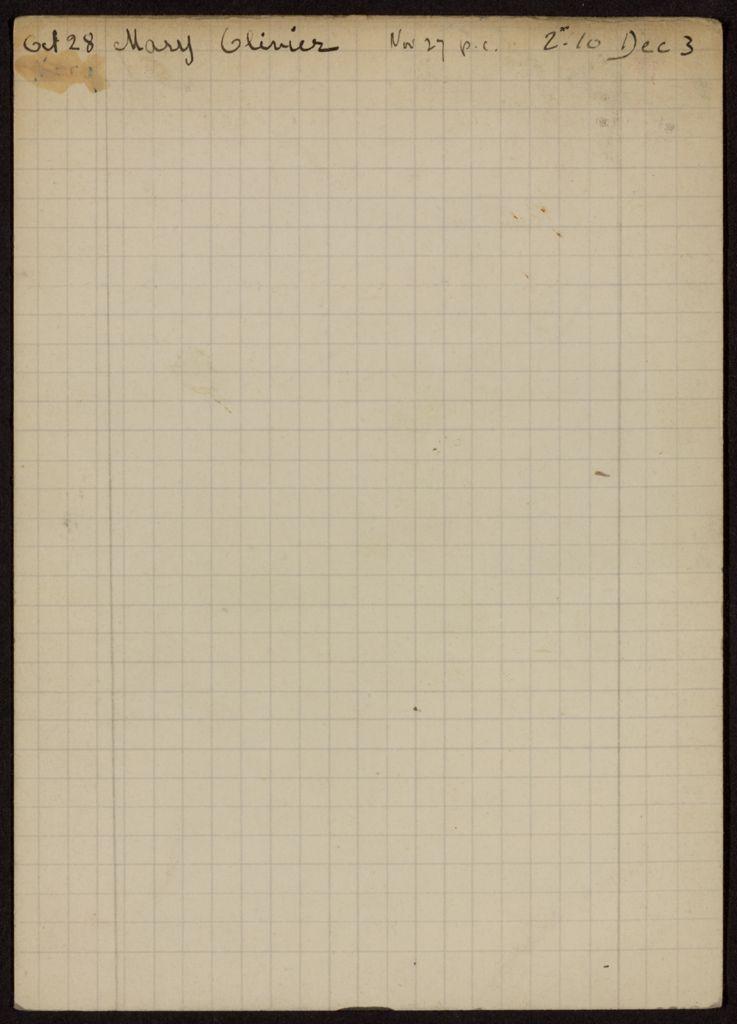 John Kingsley Rooker 1925 card (large view)