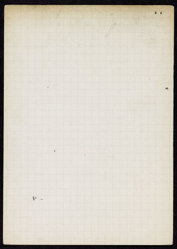 Erik Satie Blank card (large view)