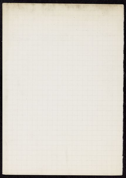 Frank Martinuzzi Blank card