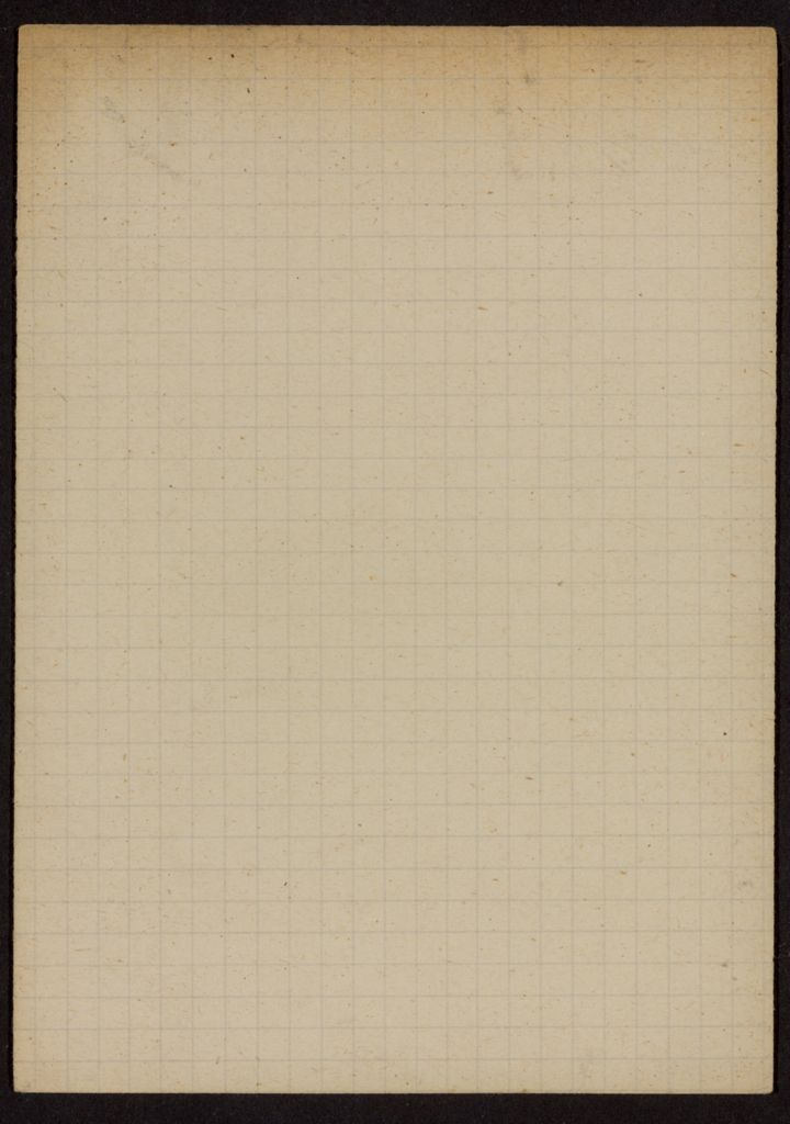 Mlle Tournier Blank card (large view)
