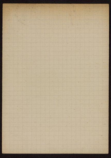 Mlle Tournier Blank card