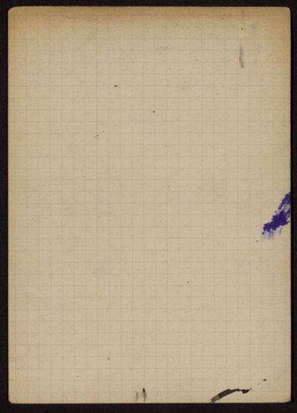 Henri Regnier Blank card