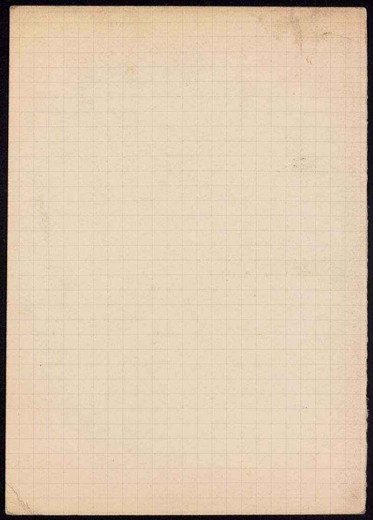 Grace Flandrau Blank card (large view)