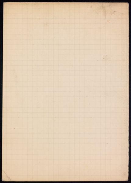 Grace Flandrau Blank card