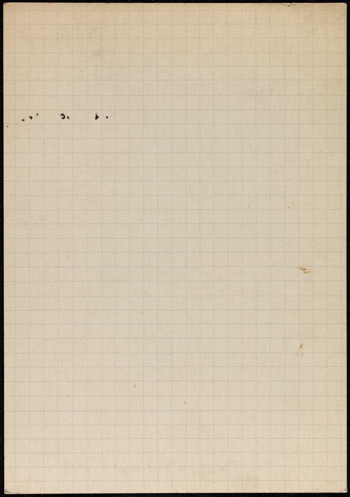 Jean Buratti Blank card (large view)