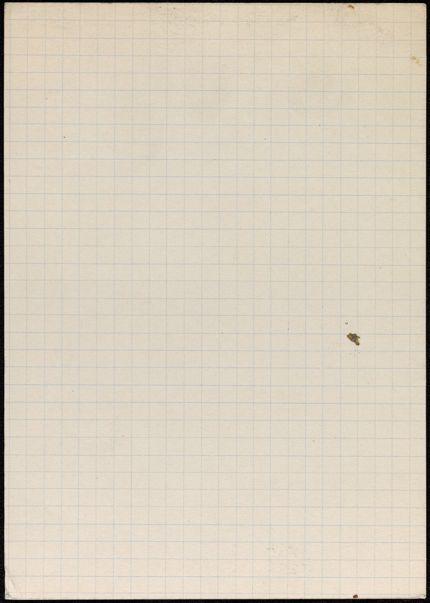 Pierre Citron Blank card