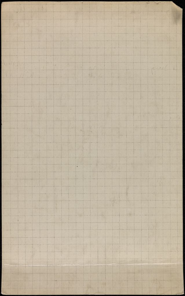 Hélène Baltrusaitis Blank card (large view)