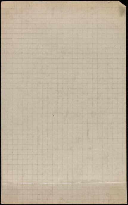 Hélène Baltrusaitis Blank card
