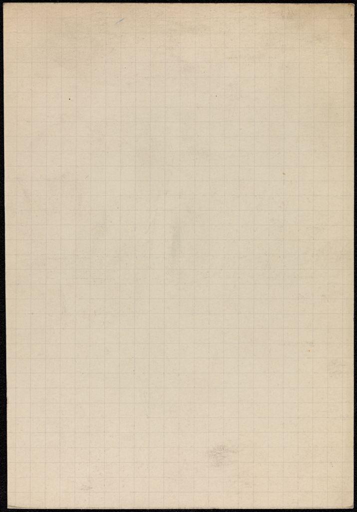Edmond Cazes Blank card (large view)