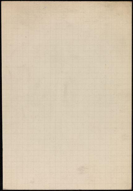 Edmond Cazes Blank card
