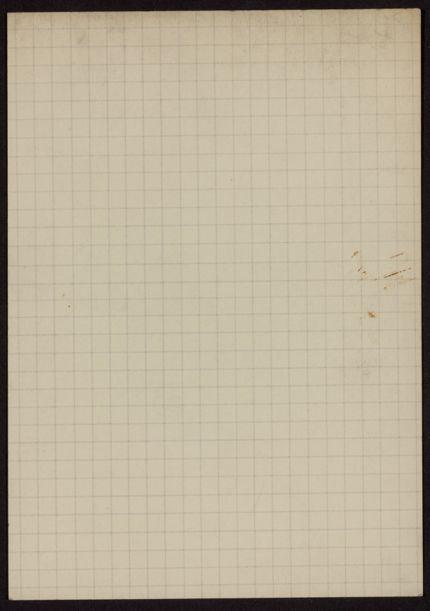 Henri Thomas Blank card