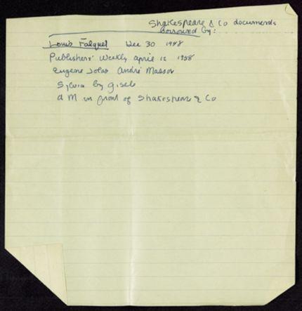 Louis Falquel 1958 card