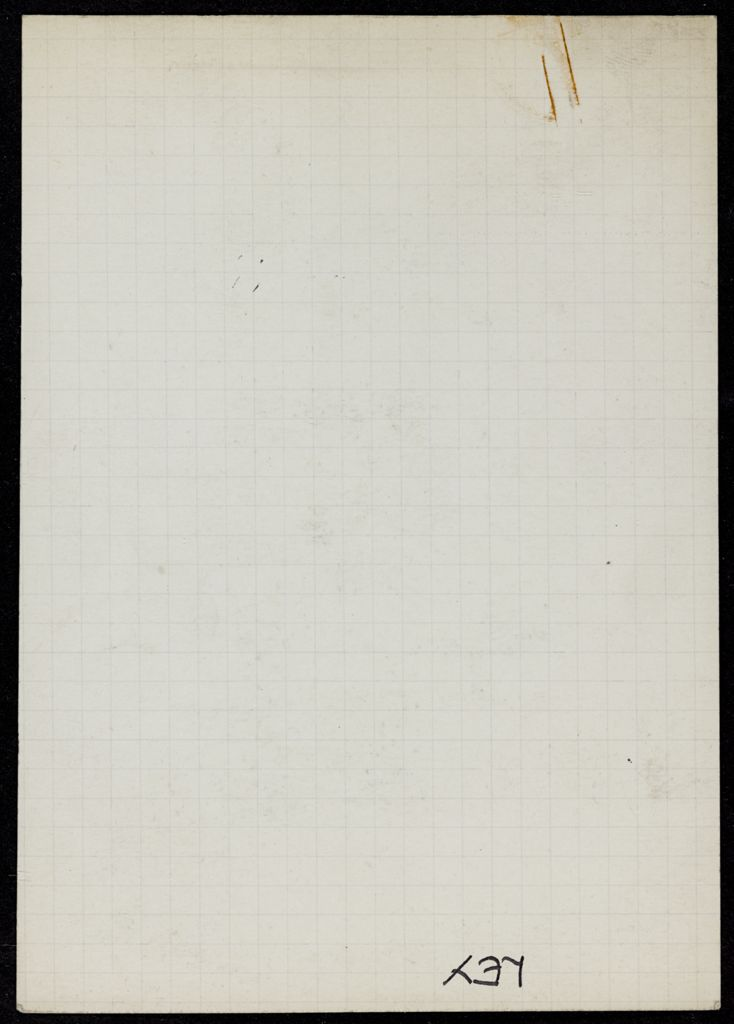 Robert Waller Blank card (large view)