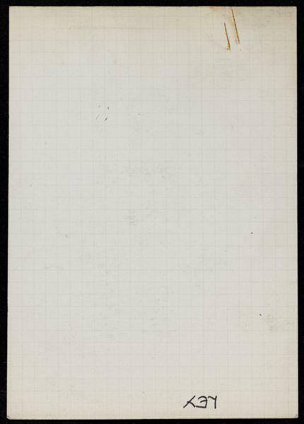 Robert Waller Blank card