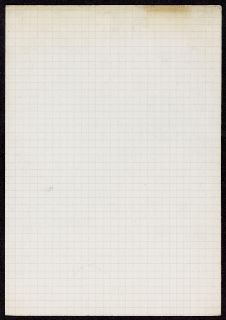 Pierre Denoel Blank card (large view)