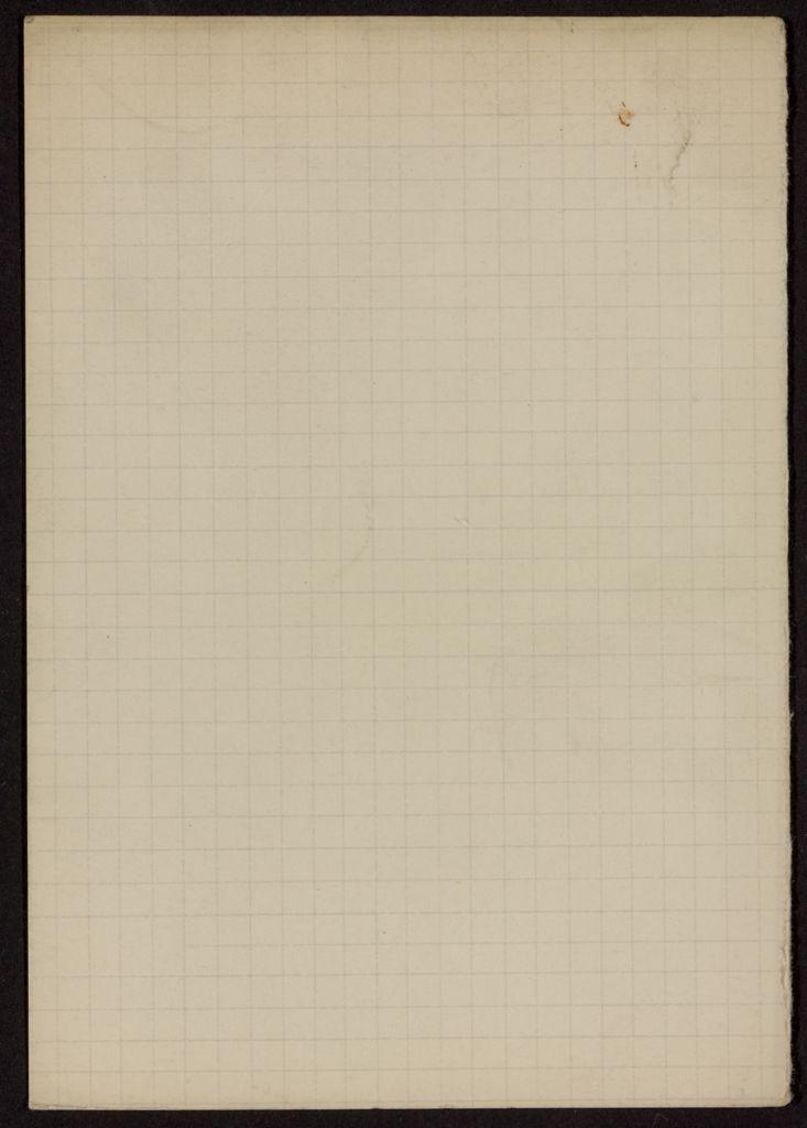 W. E. Ullmann Blank card (large view)