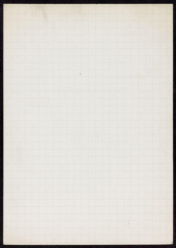 Leonard Merrick Blank card (large view)