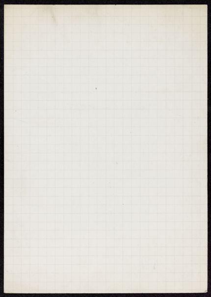 Leonard Merrick Blank card
